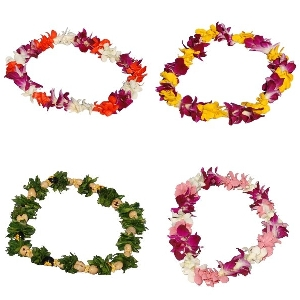 Choose Your Own, 50 Delux Strung Leis