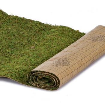 Peel N Stick Mossy Rolls