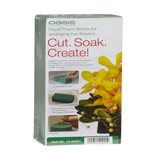 OASIS® Floral Foam Maxlife Brick Single Pack