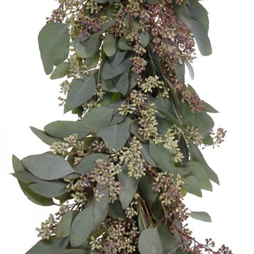 Seeded Eucalyptus Garland