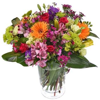 Impressive Tropical Vibes Bouquet
