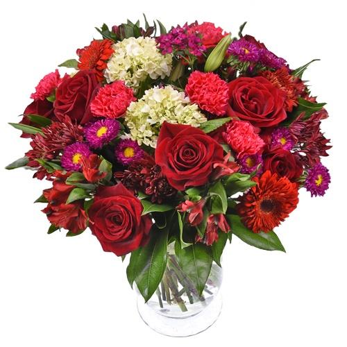 Impressive Passion Bouquet