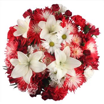 You Blow Me Away, Sweetheart Bouquet
