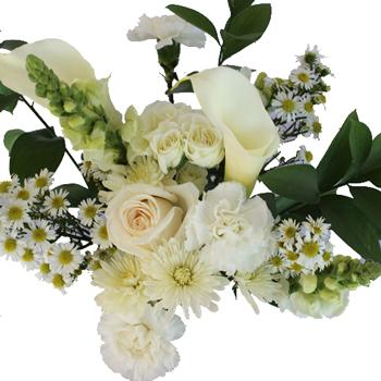 White Wedding Table Decoration Centerpieces