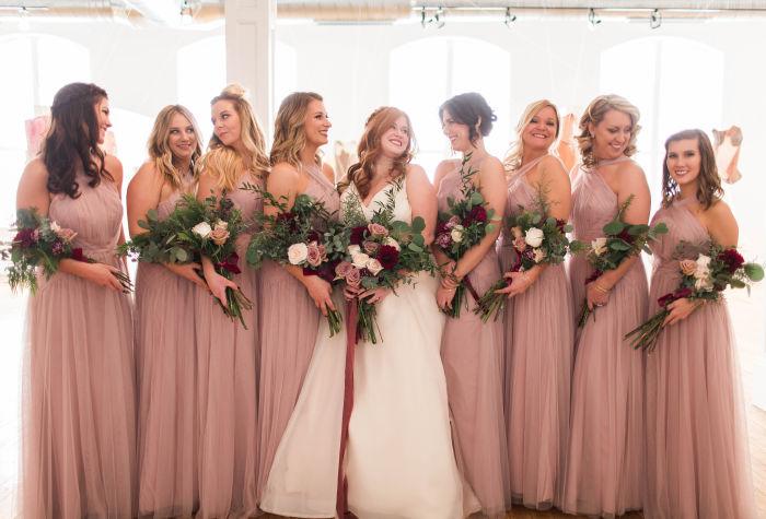 a64aec35b0 FiftyFlowers Review  Blush   Burgundy Winter Wedding
