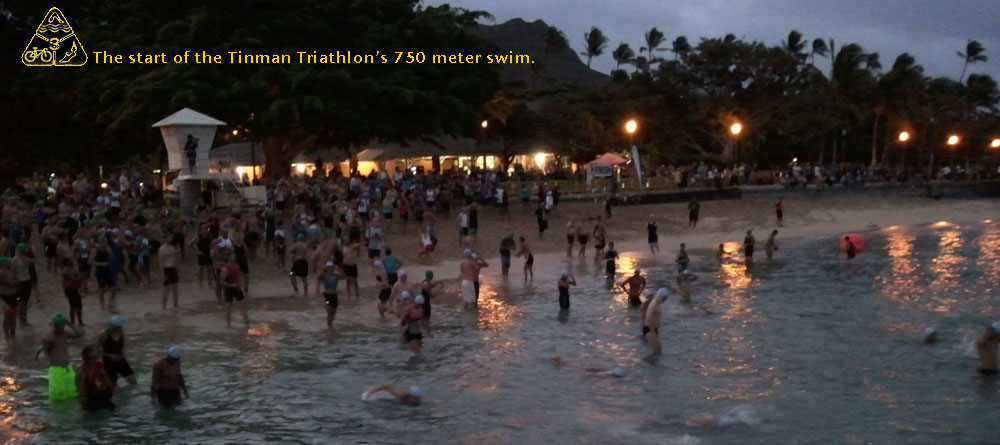 tinman swim start 1000 445