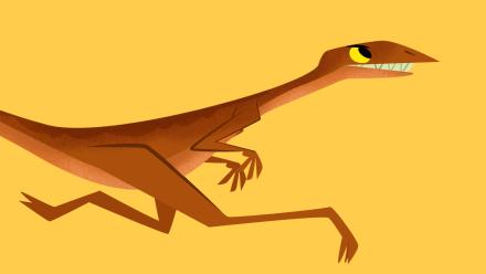 Compsognato - Personalized Dinosaur Book