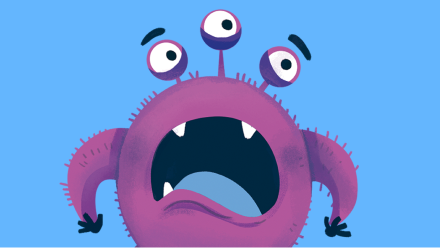 Little Monster of Fear - Playstories