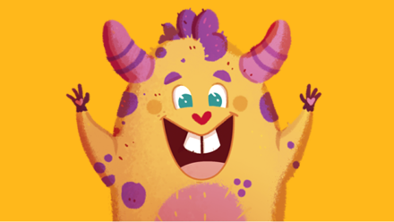 Little Monster of Happiness - Playstories