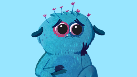 Little Monster of Sadness - Playstories