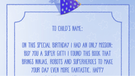Fantastic Superhero Birthday - Playstories