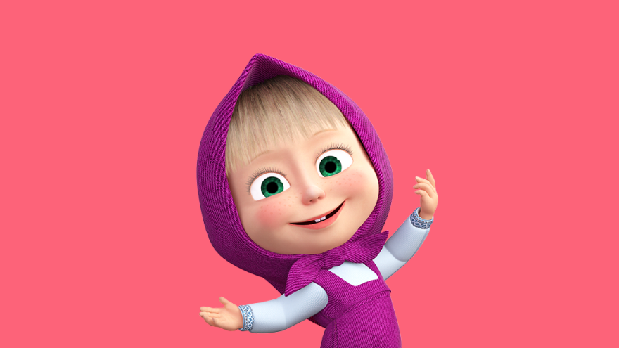 A Big Surprise With Masha and the Bear - Playstories