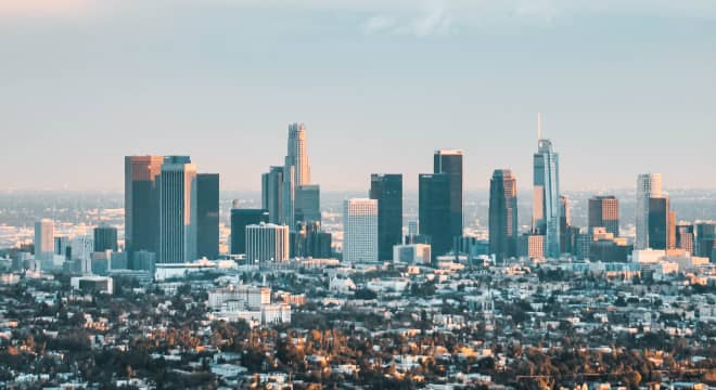 Los Ángeles, CA office image | Credits: , credits: Photo by Pedro Marroquin on Unsplash