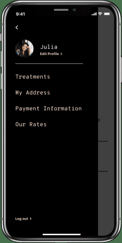 Stateside project | BOND Application device #1