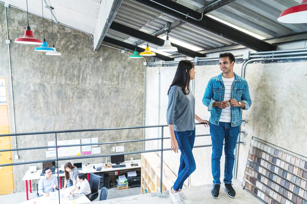 Da arquitetura a decoração: mudanças no ambiente de trabalho aumentam bem-estar da equipe
