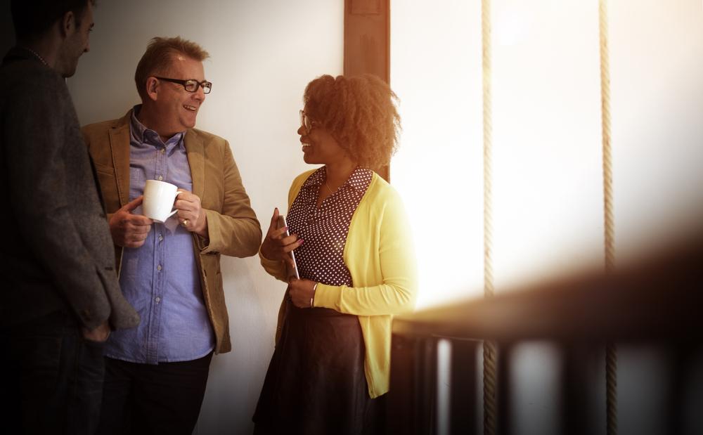 Bem-estar no trabalho também depende de atitudes dos funcionários