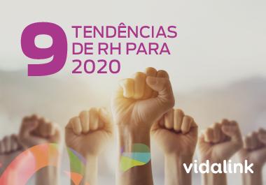 [GUIA] 9 tendências de RH para 2020
