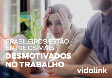 [E-BOOK] Brasileiros estão entre os mais desmotivados no trabalho