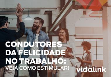 [GUIA] Condutores da felicidade no trabalho: veja como estimular!