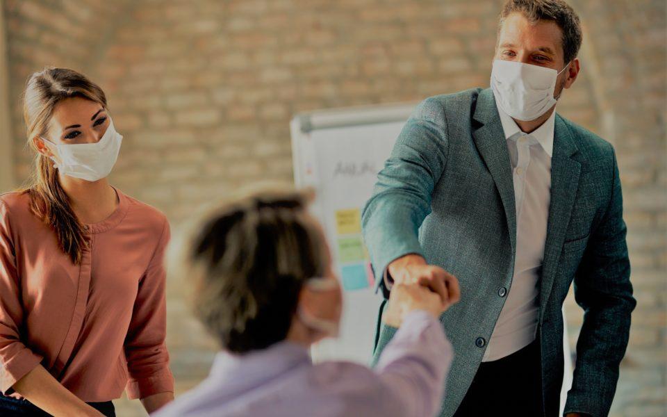 Bem-estar dos funcionários está no topo da lista de prioridades das empresas na pandemia