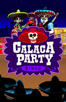 Calaca Party Bingo
