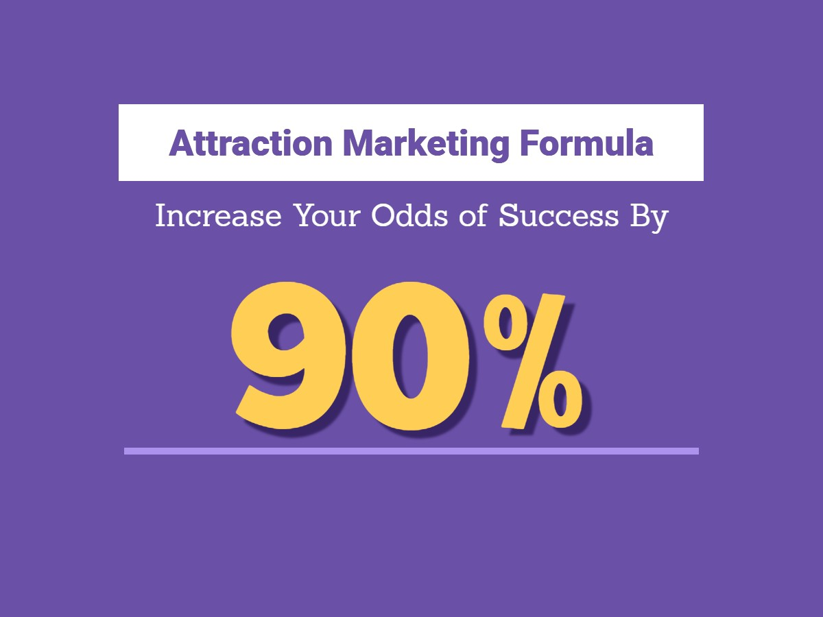 PROFITABLE Attraction Marketing Formula - 99% Of Businesses Stay Broke Without This Advanced Knowledge!