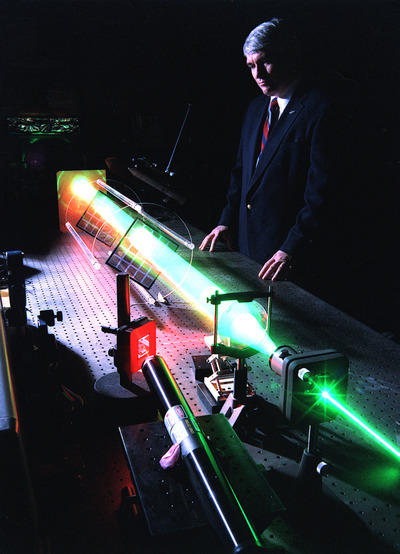 Laser, Science Laser, Green Laser, Laser demonstration, Laser physics