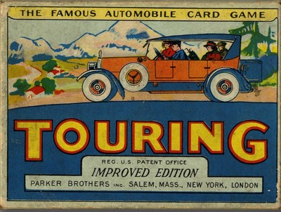 parker brothers, game, cards, board game