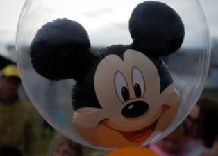 Mickey, Mickey Mouse Balloon, Balloon, Mickey Mouse, Disney Balloon