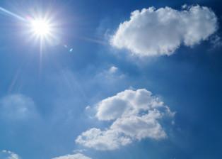 sky, sun, sunrays, clouds, meteorology, weather, shining sun
