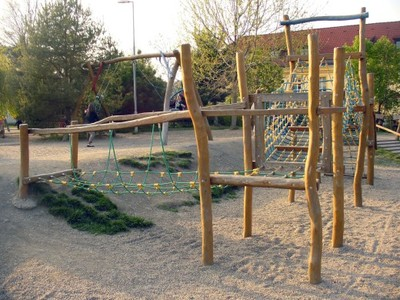 fun, playground, wooden, playing, kid, playpark, parenting, sky