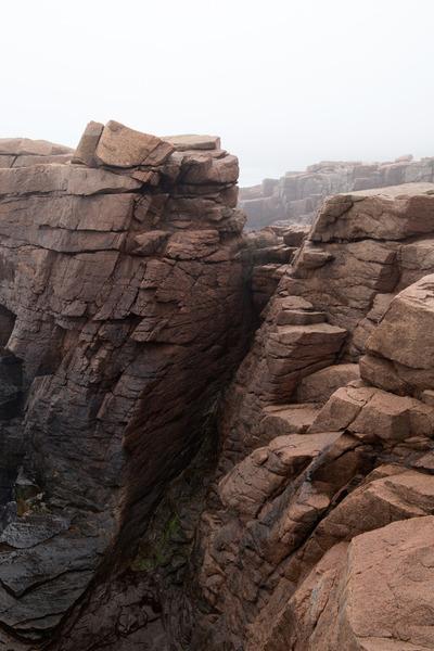 mountain, rocks, geology, nature, landscape, sky, summit