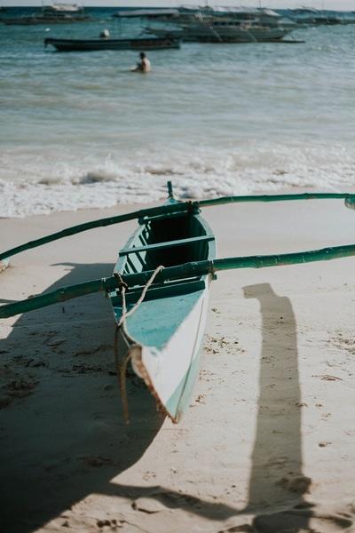 ocean, sea, water, beach, sand, summer, boat, green, boats, wooden