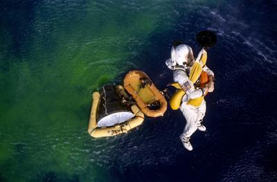 nasa, mission, spaceflight, space, astronaut, universe, cosmonaut, gemini, landing, water
