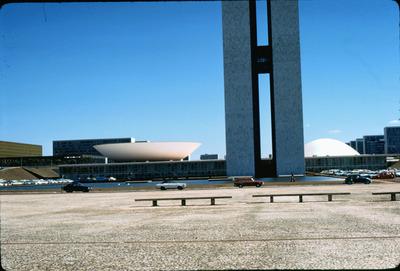 brazil, buildings, architecture, old, cars, automobiles, vehicles, landmark