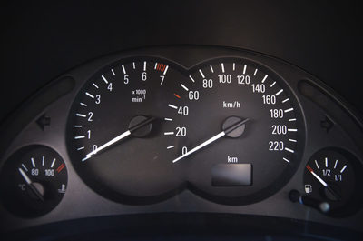 car, automobile, vehicle, automotive, dashboard, speedometer, tachometer