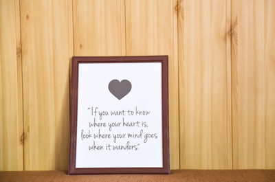 frame, framed, quote, saying, phrase, love, heart, inspiration