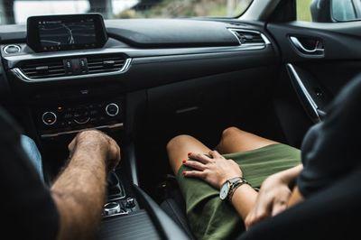car, automobile, vehicle, automotive, couple, driving, driver, gps, navigation