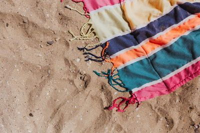 summer, vacation, beach, sand, holidays, colorful, towel