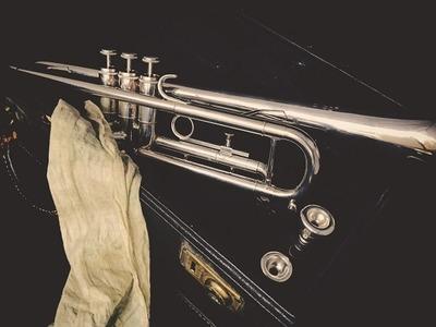 trumpet, music, sound, instrument, composition, jazz, musical