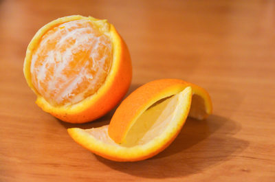 tangerine, fruit, table, healthy, nutrition, food, vitamins