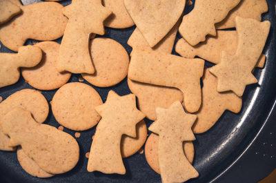 gingerbreads, cookies, baking, christmas, sweet, food, xmas, dessert