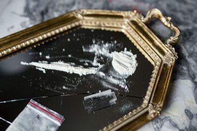 bokeh, addict, addiction, narcos, cocaine, coke, drugs, lines, crime, junkie, criminal
