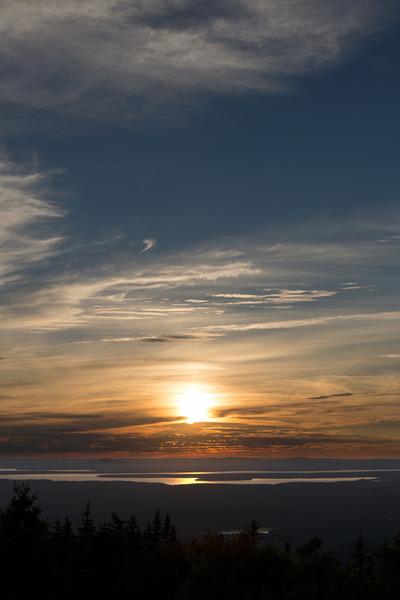 sunrise, sunset, dusk, dawn, sun, sky, clouds, horizon, nature, landscape