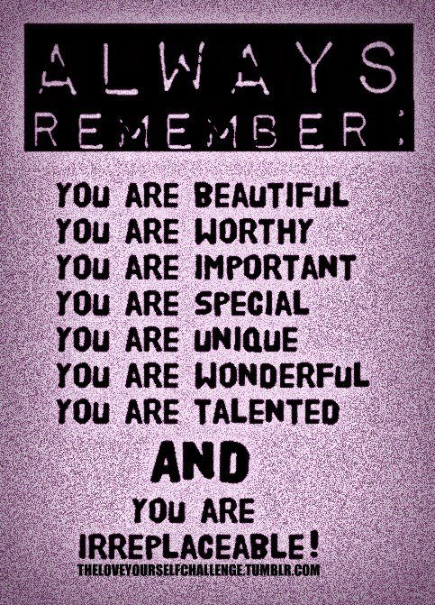 Quote Pictures Always Remember You Are Beautiful You Are