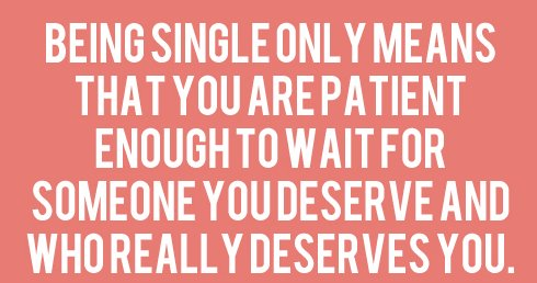 Being a single woman quotes
