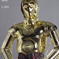 C-3PO - It is against my programming to impersonate