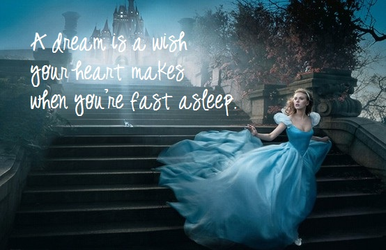 Quote Pictures Cinderella A Dream Is A Wish Unique Cinderella Quotes