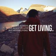 Get living