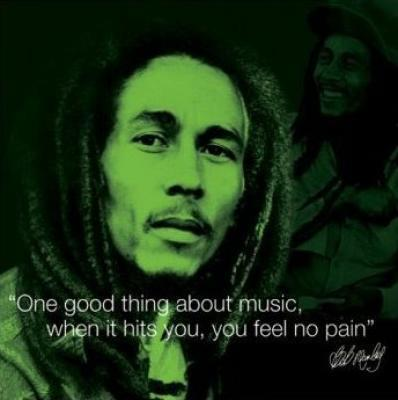 Good thing about music